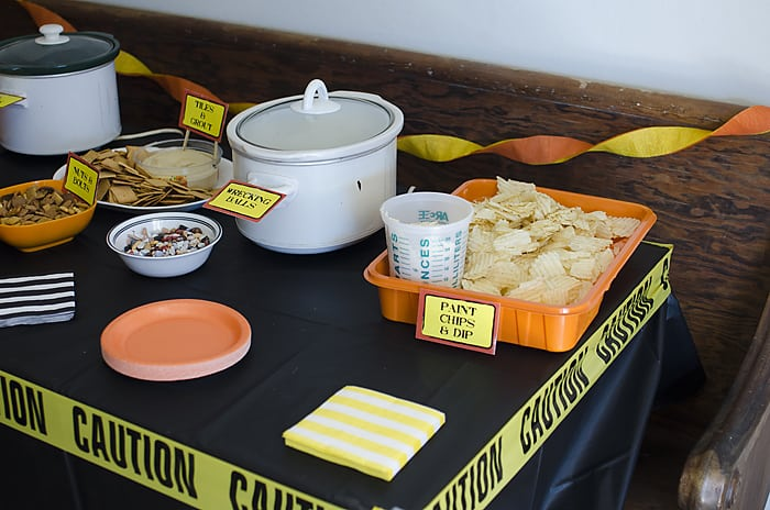 Get To Work Maxs Construction Birthday Party
