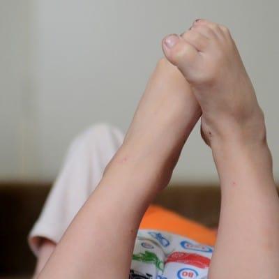 Week 24: Feet