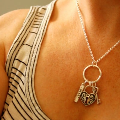 [Giveaway] Guard Your Heart Necklace