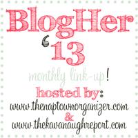 Blogher13 :: Blog Hop #1