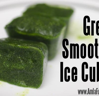 Green Smoothies made easy