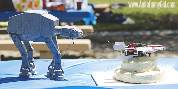 Star Wars Party Food - Cake