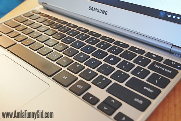 Samsung Chromebook Keyboard