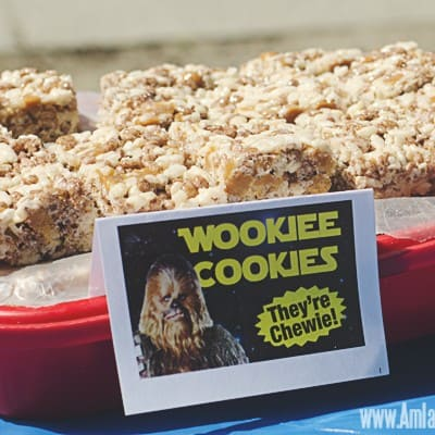 Feed the Jedis – Star Wars Party Food