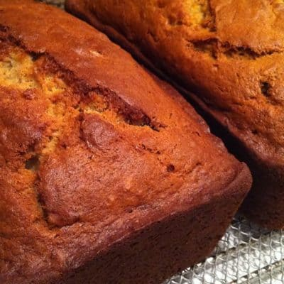 Very Berry Banana Bread