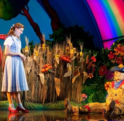 I'm a musical theater geek, over the rainbow edition #ad