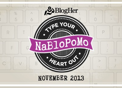 NaBloPoMo: More than just an overwhelming acronym