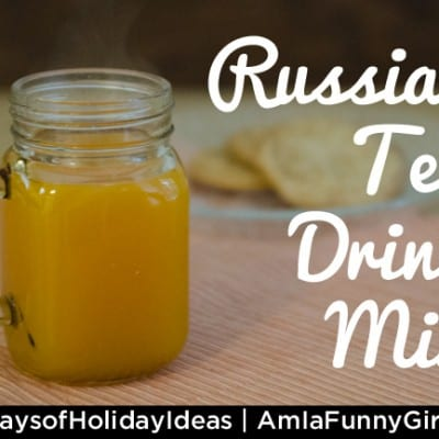 Day 12: Russian Tea mix #25DaysofHolidayIdeas