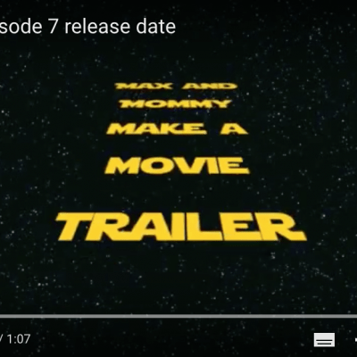 Star Wars Episode VII release date announced!