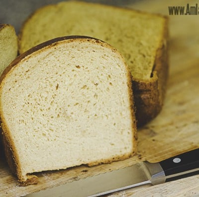 Bread machine obsessed #recipes