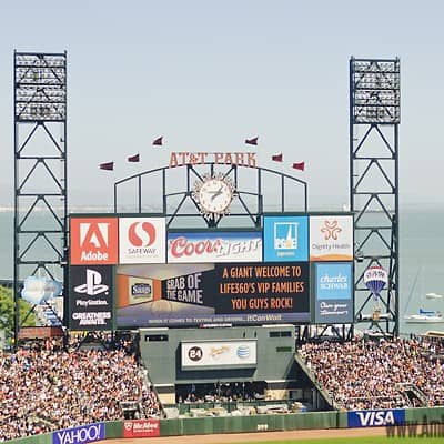 Do's and don'ts for attending a baseball game