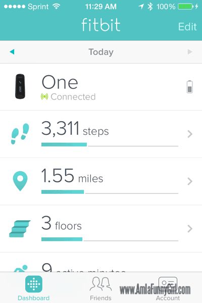 10000 steps fitbit