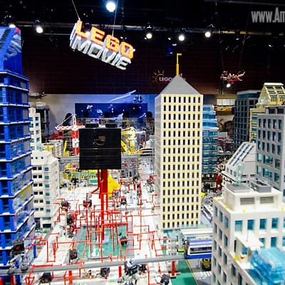 Gallery: The Lego Movie exhibit at Legoland California