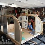Homebuilt Teardrop Trailer 4: Insulation
