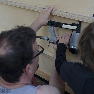 Homebuilt Teardrop Trailer 6: Exterior Wood Skin & Sealant
