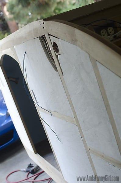 03 teardrop trailer finalized insulation