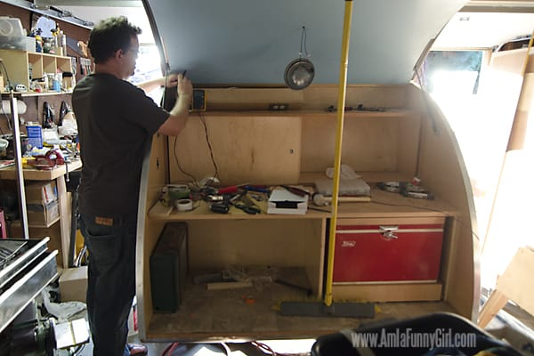 04 teardrop trailer galley idea