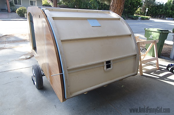 04 teardrop trailer hatch filling