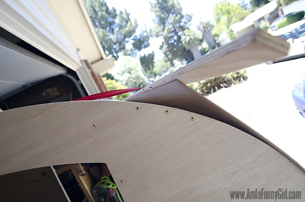 05 teardrop trailer wood skin curve