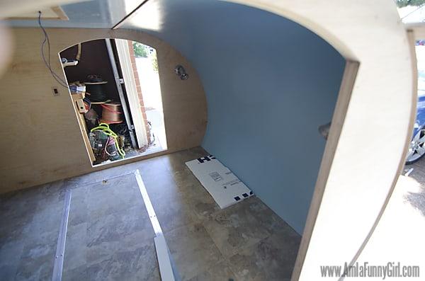 06 teardrop trailer ceiling