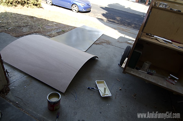 08 teardrop trailer exterior skin