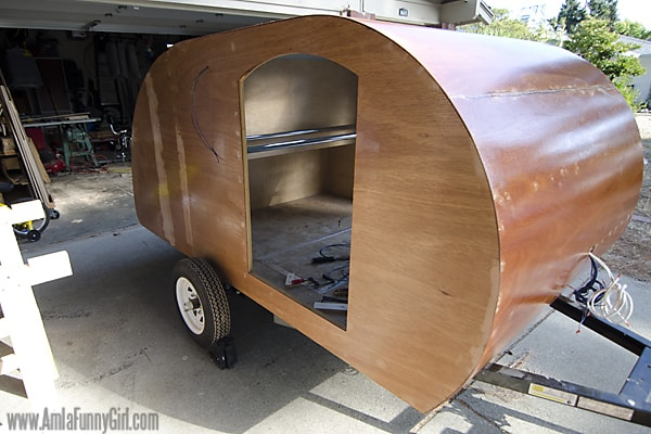 08 teardrop trailer wood skin sealant
