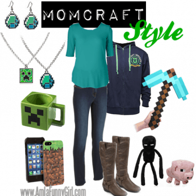 Fashion Friday – Momcraft Style