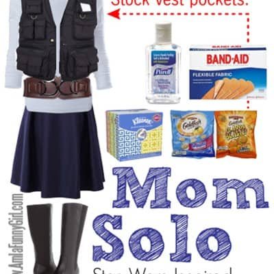 "Fashion Friday – Office-Ready R2-D2 and ""Mom Solo"""