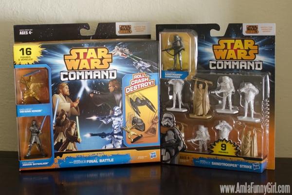 Star Wars Command toys #sparkrebellion #shop