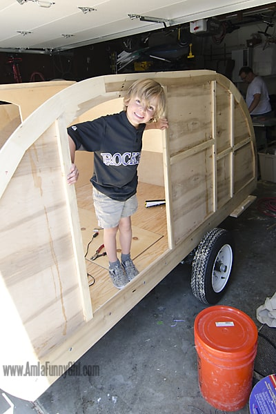 teardrop trailer max in doorway