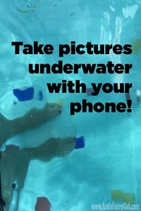 underwater phone case title image