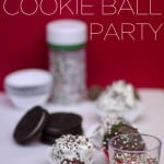 Let's party with OREO Cookie Balls!