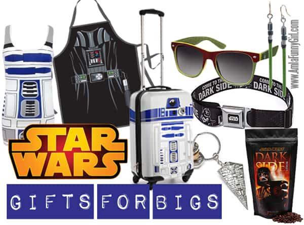 star wars gifts for bigs