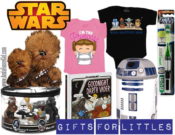star wars gifts for littles