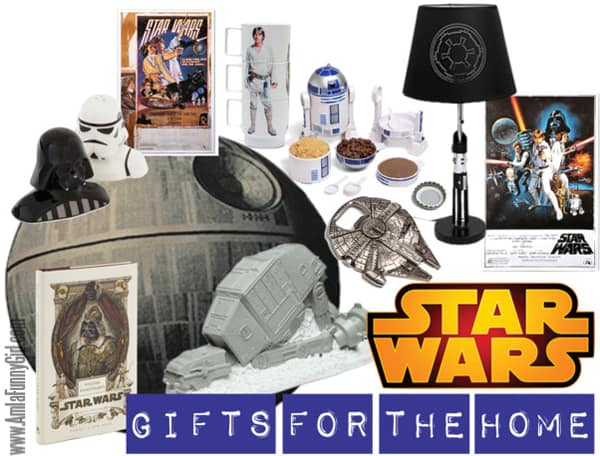 star wars gifts for the home