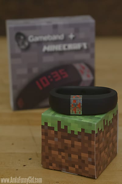 #Gameonthego #ad Gameband product shot