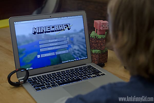 #Gameonthego #ad Minecraft launch screen