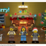 Building new traditions with LEGO and our minifigure family