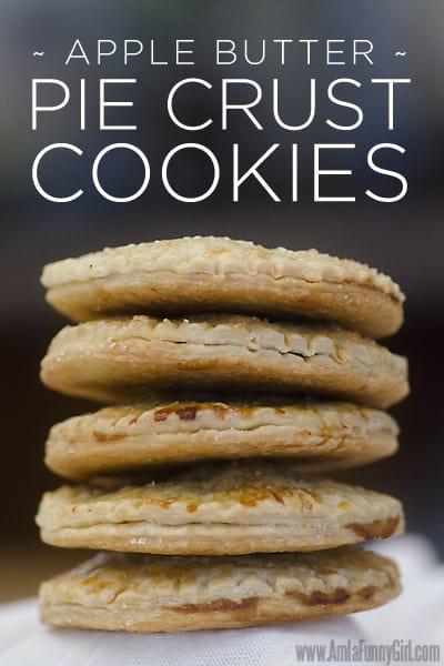 Pie Crust Cookies #EasyAsPotPie #ad