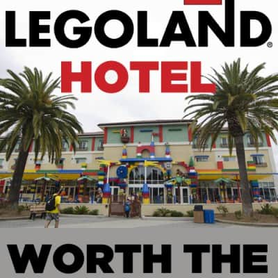 Is the Legoland Hotel worth the price?