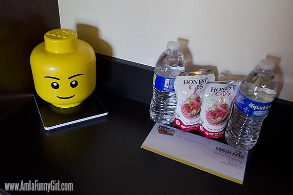 legoland hotel ice bucket