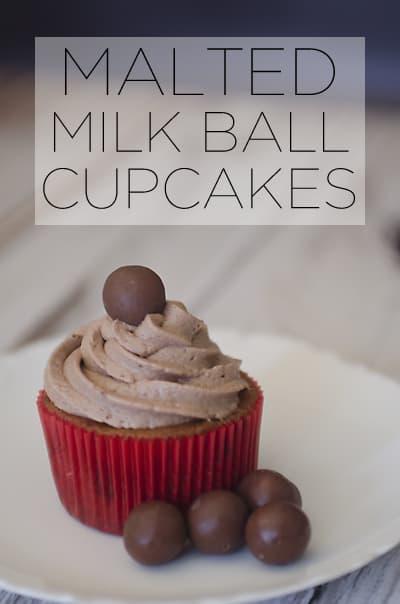 Malted Milk Ball Chocolate Cake Recipe