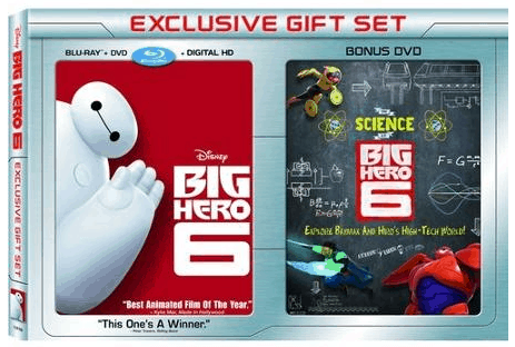 #BigHero6Release Collectors Edition