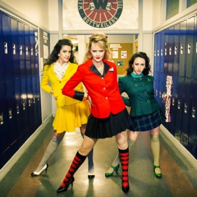 Color me stoked: Heathers the Musical is coming to SF!