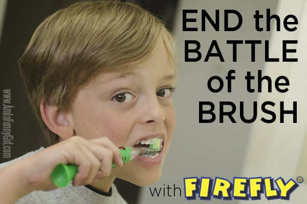 battle of the brush firefly