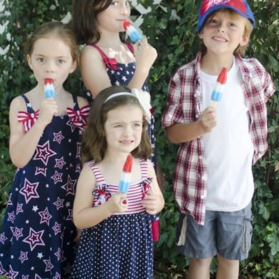 Original Bomb Pops: An All-American Frozen Treat!