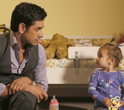 "John Stamos playing a grandpa and other ""OMG I'm old"" moments"