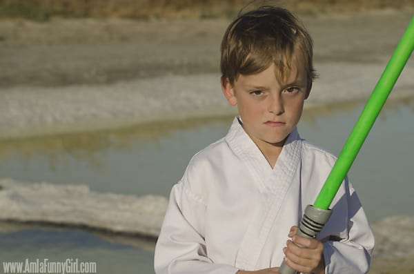 easy luke skywalker costume boys