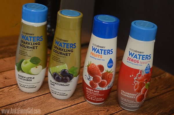 Flavors #WaterMadeExciting AD