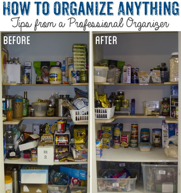 How to organize anything #PutaLabelOnIt ad